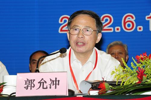 事长在中国土木工程学会