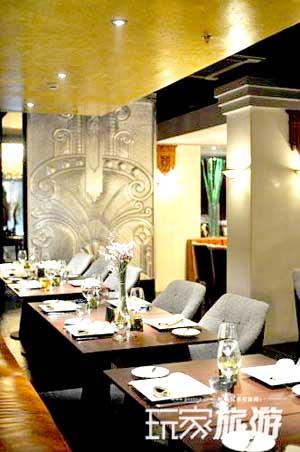西餐宴会天鹅主题设计