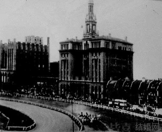 1928年上海老地图