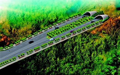 青岛首条城市隧道开工改造 行车速度将提升至60