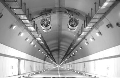 秦岭终南山公路隧道建设亮点之二:竖井通风